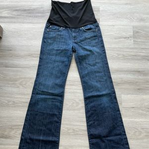 For all man kind maternity jeans
